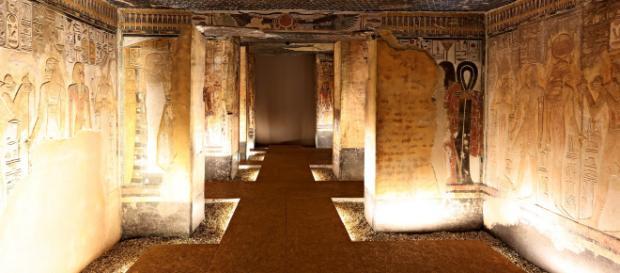 Scanning Seti - La stanza mortuaria - photo ©Piergiorgio Pescali