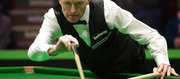 Snooker legend Steve Davis announces his retirement as six-time ... - dailymail.co.uk
