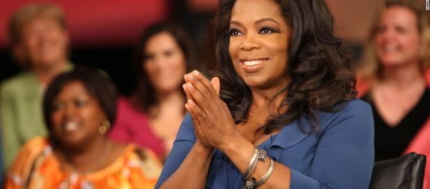 Sources: Oprah Winfrey the first black woman to win the Cecil B. DeMille Award. Pic ... - cnn.com