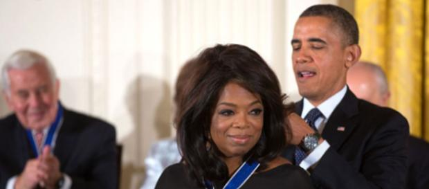 Winfrey - Image credit | White house archives