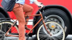 ¿La comunicación de 'bicicleta a vehículo' puede ayudar al ciclismo?