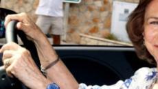 Pilar Eyre filtra el 'bombazo' sobre la nueva tierna amistad de Doña Sofía