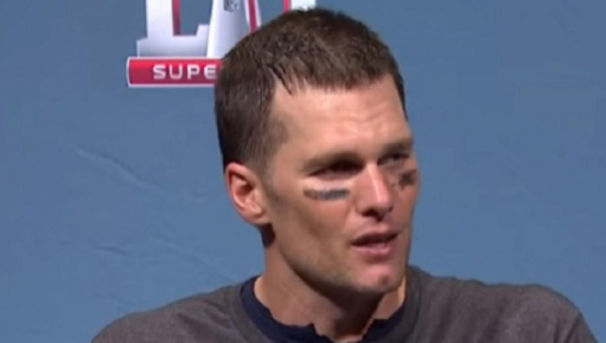 Patriots QB Tom Brady shares cryptic Instagram post after
