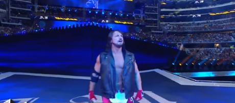 AJ Styles' greatest moments: WWE Top 10 - Image credit - WWE | YouTube
