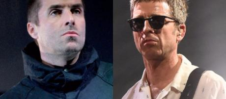 Liam and Noel Gallagher meet up for a Christmas get-together? - NME - nme.com