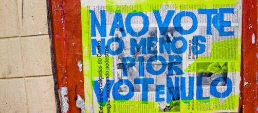 Novas eleições? Imagem: Aline Rebelo – Vote Nulo, via Superinteressante