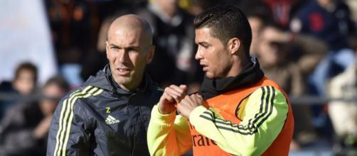 Cristiano Ronaldo da a conocer a los jugadores que quieren despachar a Zidane