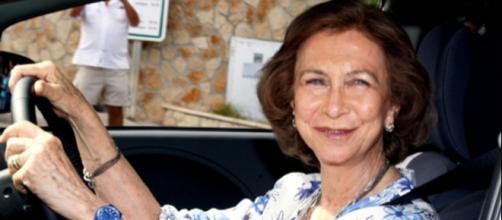 Doña Sofía en imagen de archivo