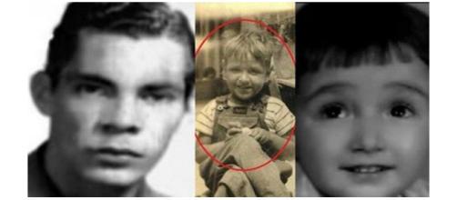 Eles eram muito fofinhos quando jovens. (Foto Reprodução).