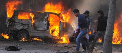 Explosión de coche bomba hiere a cinco soldados ... - elboletinrd.com