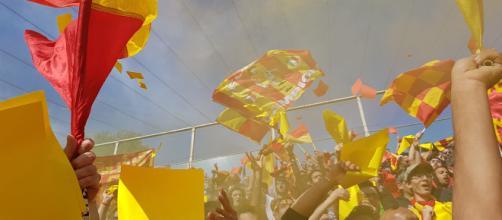 I tifosi del Lecce riempiranno il Via del mare.