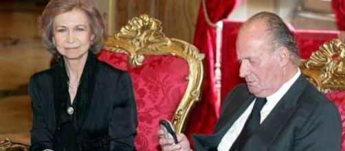 Juan Carlos I y Doña Sofía en imagen de archivo