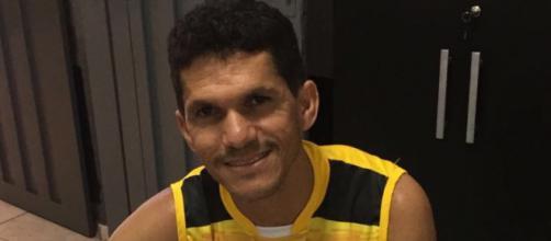 Magno Alves, jogador do Novorizontino. (Foto Reprodução).