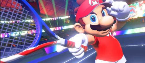 'Mario Tennis Aces' announced -- YouTube.com/user/Nintendo