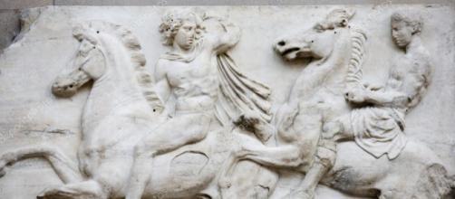 Mármoles de Elgin robados de Grecia — Fotos de Stock ... - depositphotos.com