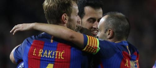 Mercato Juventus, i bianconeri all'assalto di Ivan Rakitic - soccerinfomania.com