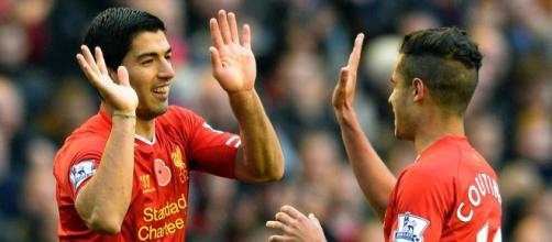 Os dois brilharam juntos no Liverpool