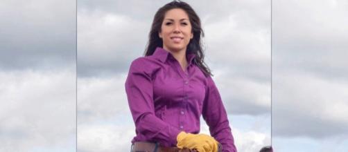 Representative Paulette Jordan. - [via http://cvidaho.org]
