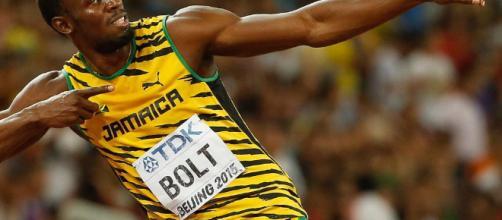Usain Bolt coronerà il suo sogno