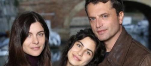 Vittoria Puccini è Emma in Romanzo Famigliare