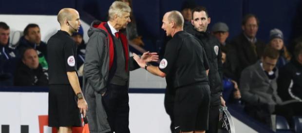 Arsène Wenger, suspendido con tres partidos - mundodeportivo.com