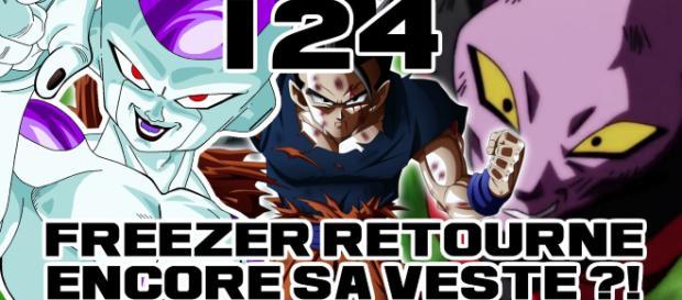 DBS 124 : Freezer retourne encore sa veste ?!