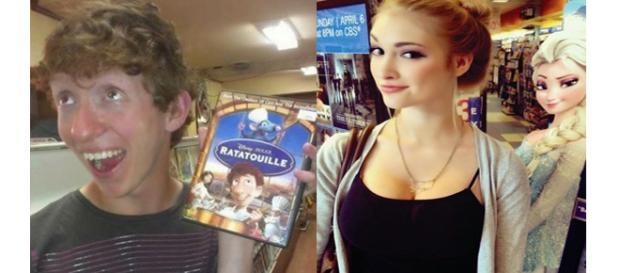 Eles são definitivamente idênticos