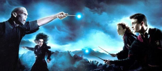 Harry Potter and Lord Voldemort images Harry Potter and Lord ... - fanpop.com