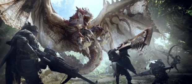 Monster Hunter: 13 Fun Facts aus 13 Jahren! - redbull.com