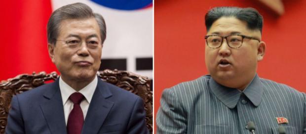 Pas une première entre les deux Corée