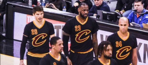 The Cavaliers could trade their superstar soon. Image Credit: Erik Drost / Flickr