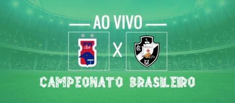 Brasileirão: Paraná x Vasco ao vivo