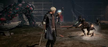 Capcom game producer Matt Walker answered concerns over 'Devil May Cry 5's' microtransactions [Image Credit: Devil May Cry/YouTube screencap]