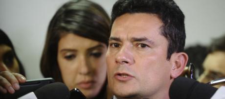 Juiz Sérgio Moro quebrou o conteúdo da delação premiada de Antônio Palocci. (foto reprodução)
