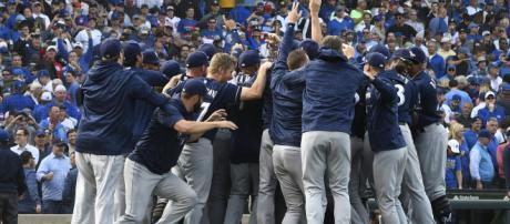 Los Brewers ganaron el segundo banderín de la Central en su historia