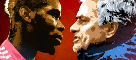 Why is José Mourinho picking a fight with Paul Pogba? image - theringer.com