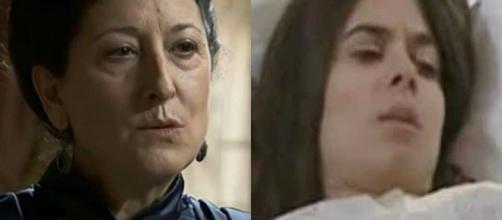 Anticipazioni Una Vita: Ursula minaccia la figlia, Teresa in pericolo di vita