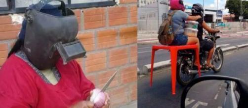 Brasileiros criativos. (Foto/Reprodução via Google).