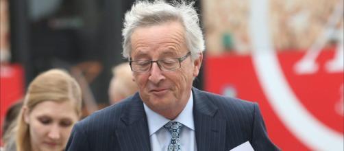 Il presidente della Commissione Ue Juncker
