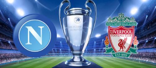 Live Napoli-Liverpool: info tv streaming e probabili formazioni
