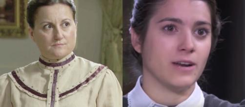Trame, Una Vita: Higinio e Maria vogliono rubare tutta l'eredità di Casilda