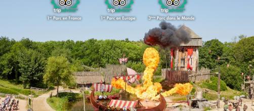 Tripadvisor a établit son palmarès des 5 meilleurs parc d'attraction de France