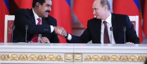 Venezuela y Rusia se mantienen como aliados ante posible intervención de EE.UU