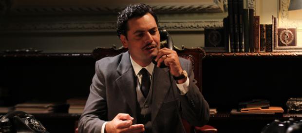 """Ator Leonardo Machado no filme """"Legalidade"""""""