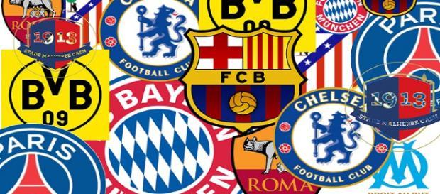 Les cinq clubs les plus riches