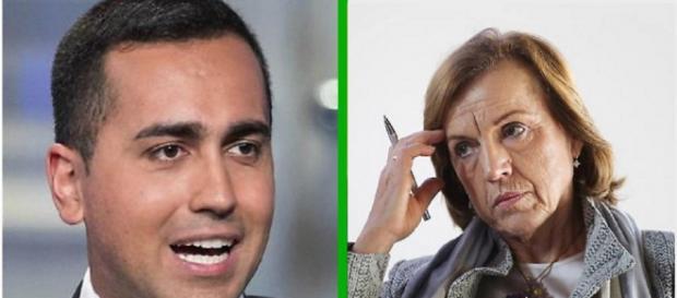 Pensioni, la sfida del Governo su Quota 100: Elsa Fornero 'Luigi Di Maio deve studiare'