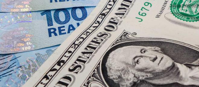 Dólar cai para R$ 4,01, mas Bolsa tem queda cautelar de 0,93%, ficando em 78.603,89 pontos