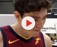 LeBron James and Cedi Osman still text daily - Image credit FOX Sports Ohio | YouTube