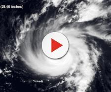 L'Uragano michael potrebbe diventare di categoria 4.