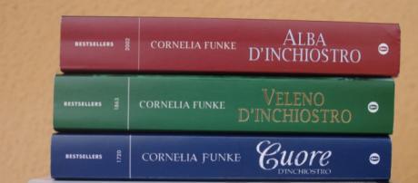 I tre libri della saga di Cornelia Funke
